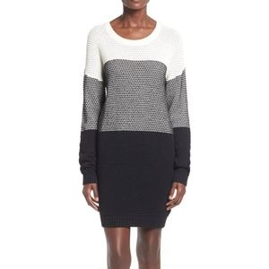 MINKPINK Looking Out Sweater Dress